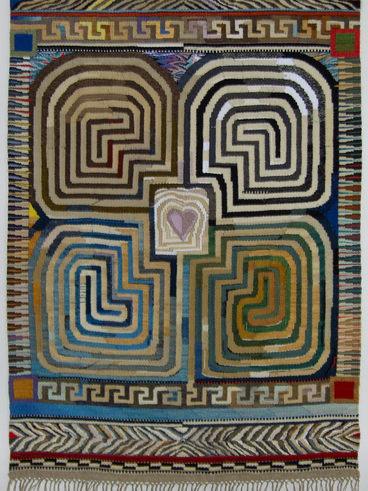 """Herz-Labyrinth"""