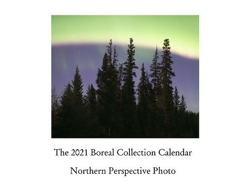 2021 Boreal Collection Calendar