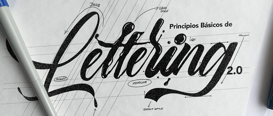 Taller Online Principios Básicos de Lettering 2.0