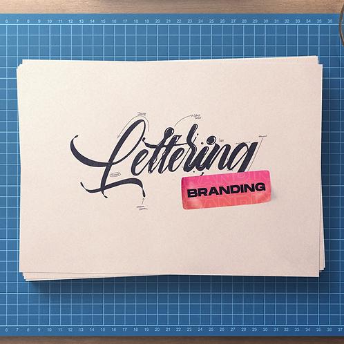 Taller Online Lettering & Branding