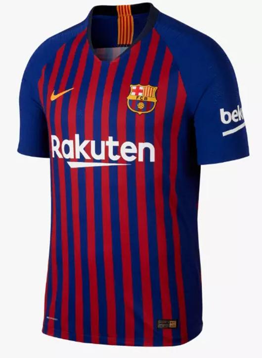 online store 226c2 49668 Barcelona 2018-2019 Shirt - Messi 10