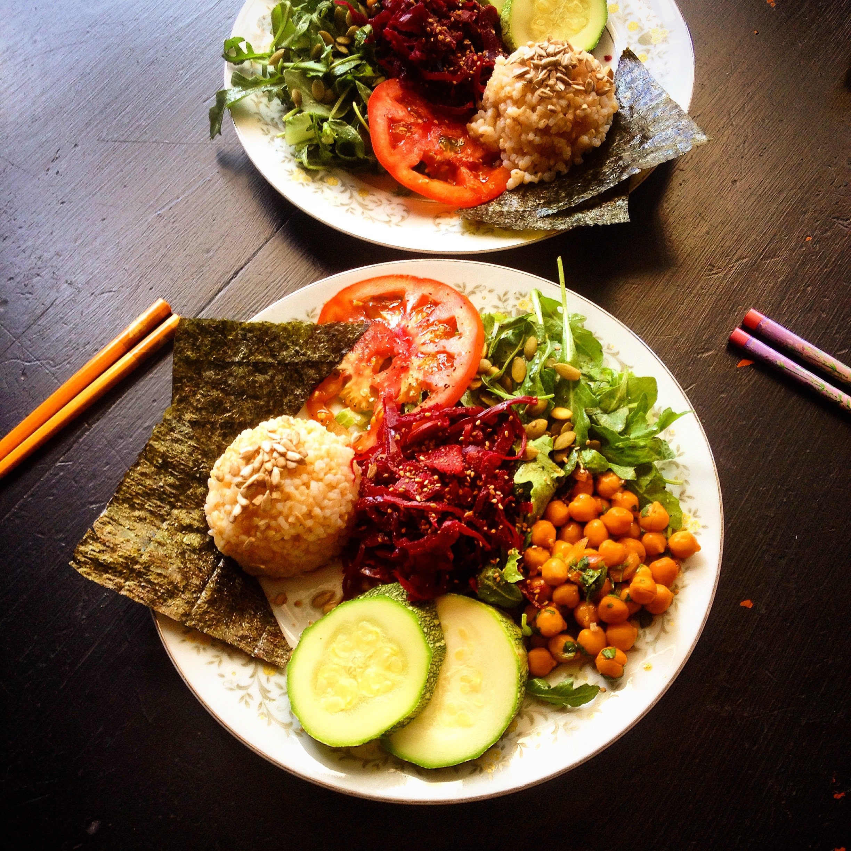 Healing Main Meal