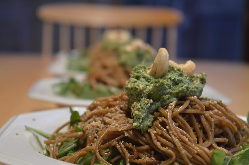Cashew Cream Noodle