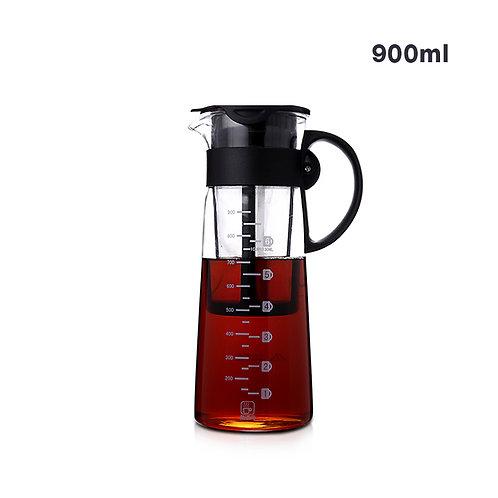 แก้วชงชากาแฟ มีตะแกรงกรอง koonan 900ml.