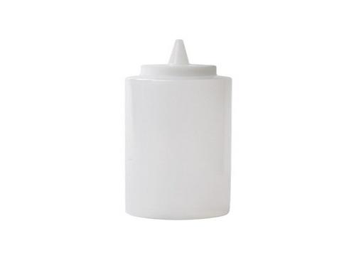 ขวดบีบพลาสติกหัวแหลม ขนาด 4 ออนซ์ Plastic bottle 4 oz latte
