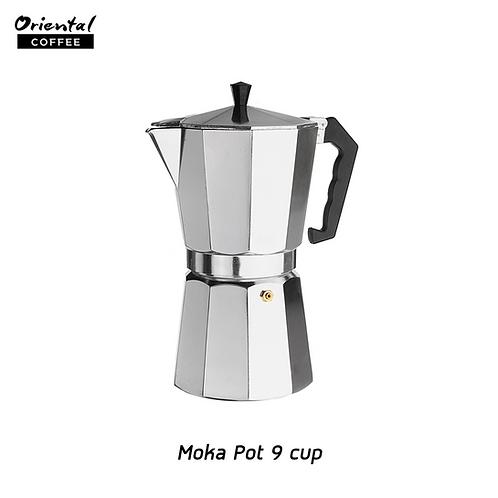 หม้อต้มกาแฟ Moka Pot 9 cups