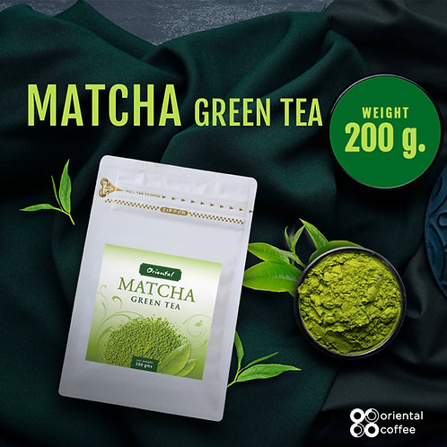 Green Matcha Tea 200 gm.