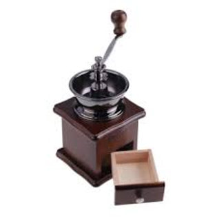 Coffee grinder เครื่องบดกาแฟ มือหมุน