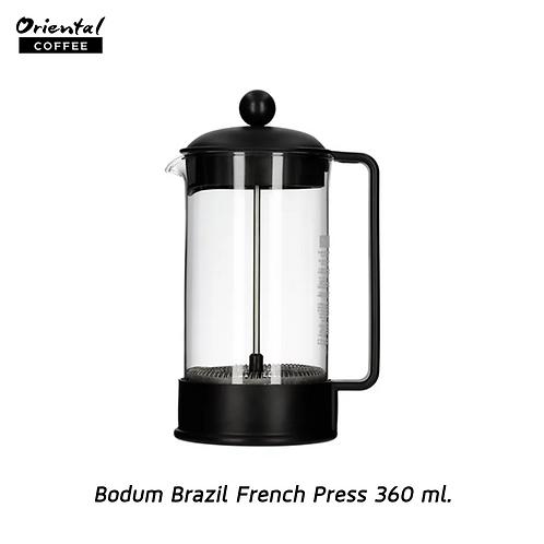 Bodum Brazil French press 3cup 0.35L 12oz