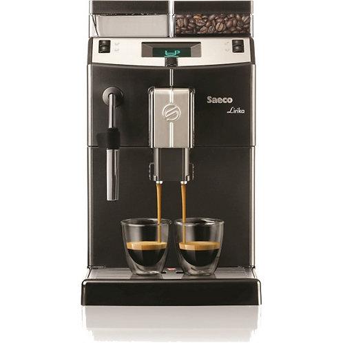 เครื่องชงกาแฟอัตโนมัติ Saeco รุ่น Lirika Black