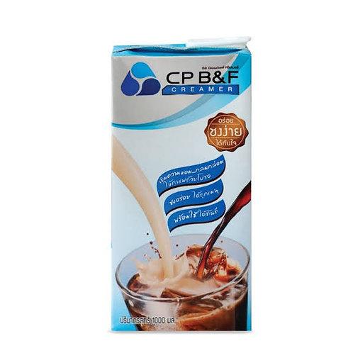 CP B&F CREAMER 1000 ml.