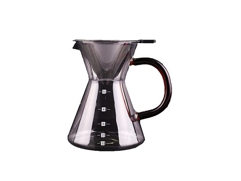 Dripper coffee server set 2 cup