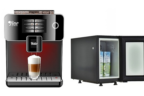 Hiway A10 automatic coffee machinemacine set