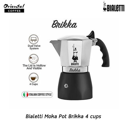 Bialetti New Brikka 4 cups 2020