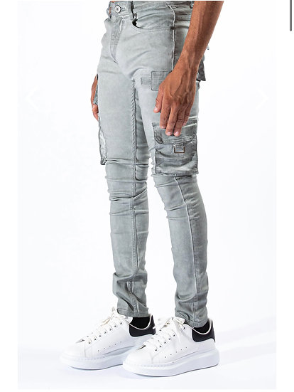 Timber Wolf Cargo Jeans