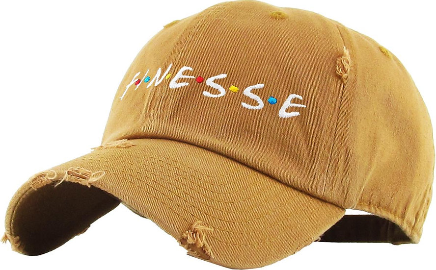 Dad Hat F•I•N•E•S•S•E