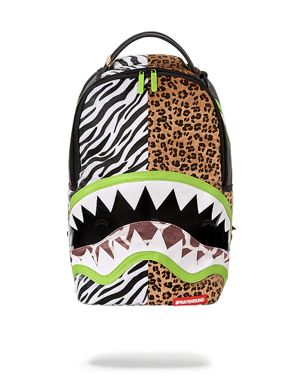SAFARI CUT BACKPACK