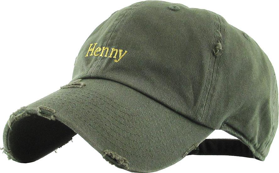 Dad Hat Henny