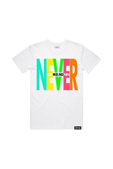 NEVER - WHITE