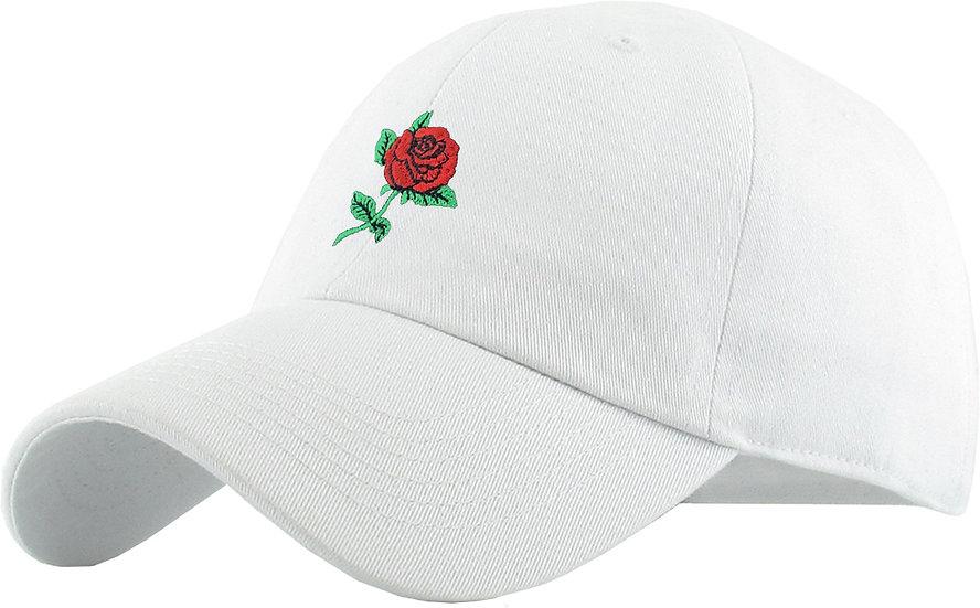 Dad Hat Rose
