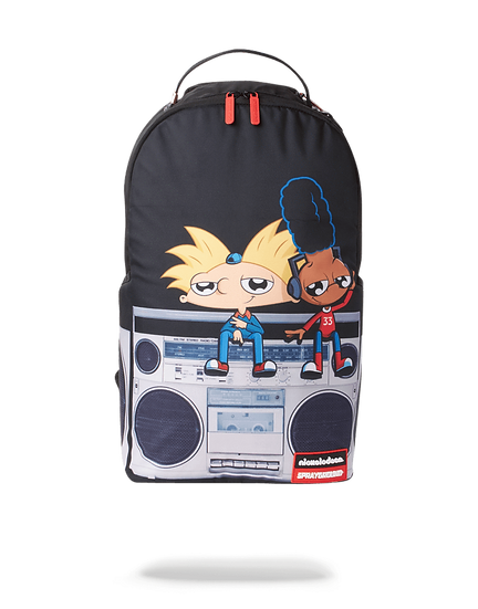 HEY ARNOLD: ANIME ON STEREO BACKPACK