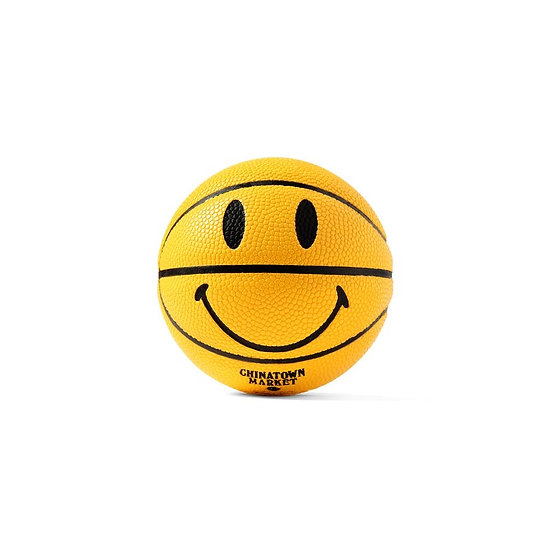 Chinatown Mini Smiley Basketball