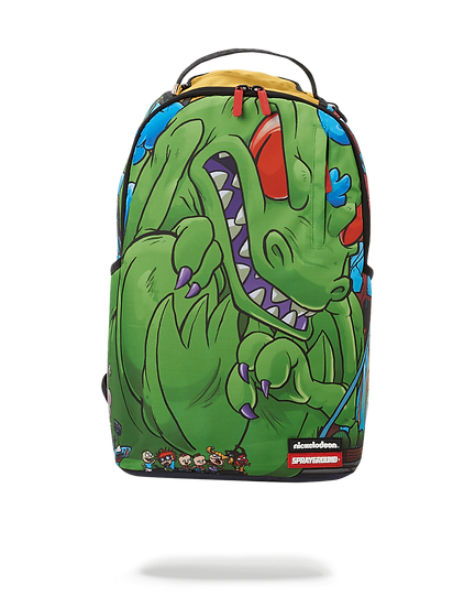 RUGRATS: CRAMMED BACKPACK
