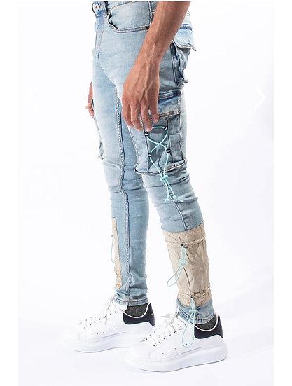 Cybercloud Cargo Jeans