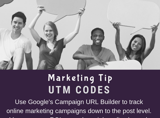 Improve Social Media Marketing Tracking  Using Google's UTM Campaign URL Builder