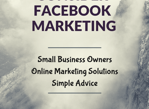 Facebook Benefits for Small Business Owners