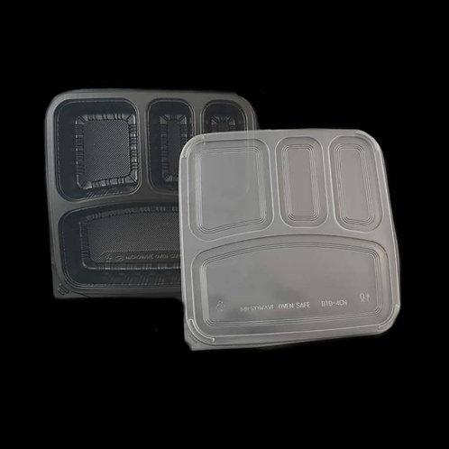 Food Container FPLBBTB-4CN-BLACK