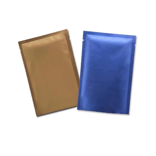 3 Side Seal Flat Pouch
