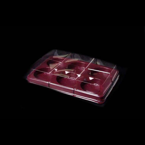 Plastic Food Tray FPBLPM-61
