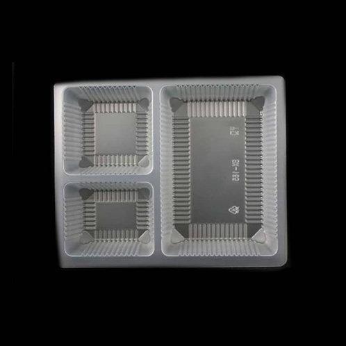 Plastic Food Tray FPLBBX-165