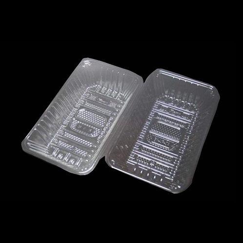 Plastic Food Tray FPFTBX-VF-34