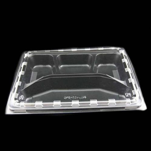 Plastic Food Tray FPLBFC-3
