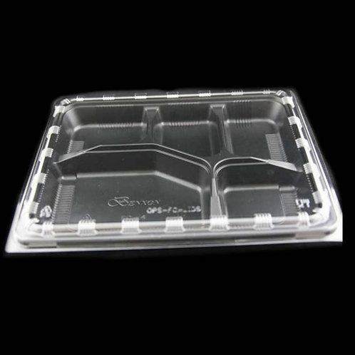 Plastic Food Tray FPLBFC-4