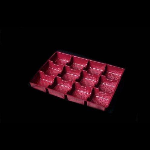 Plastic Food Tray FPBLPM-37