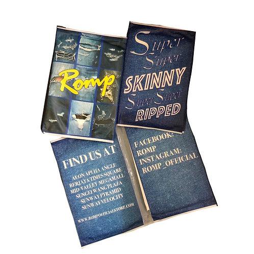 Custom Printed Pocket Tissue