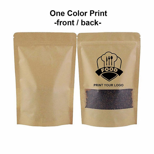 Stand Up Pouch Printing