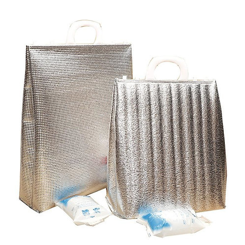Foil Insulated Lunch Bags
