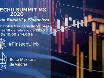 Fintech U y Summit Fintech México