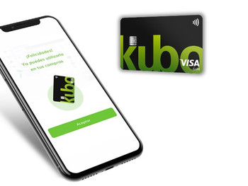 Obtén la tarjeta de débito de Kubo antes que nadie