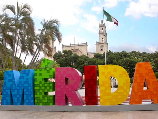 Mérida, la mejor ciudad para vivir.