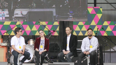 Moderación de paneles   fiiS (Festival Internacional de Innovación Social)