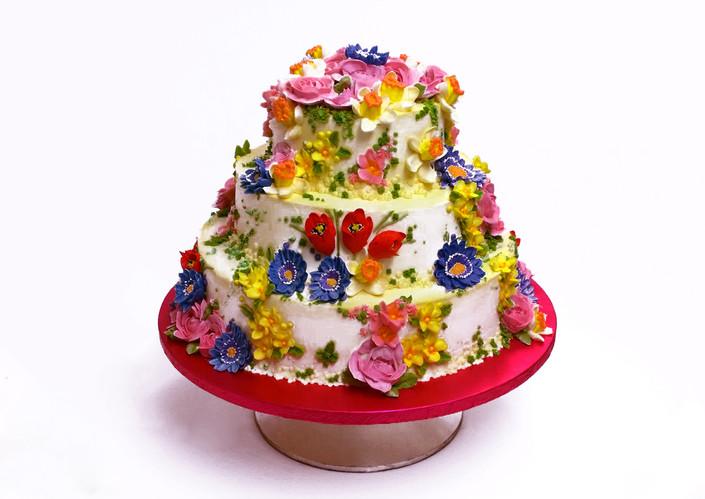 Wedding Cake Hastings St Leonards butter