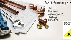 M&D Plumbing and Heating