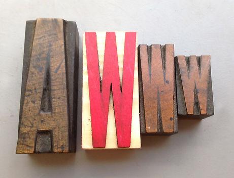 Awww - Letterpress Workshops