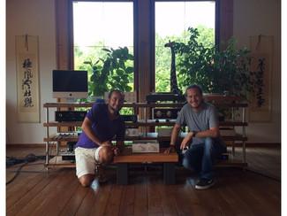 Blumenhofer Acoustics visit