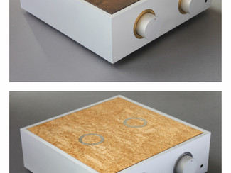 Wood Veneered Lids